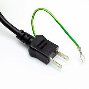 家電「電源は必ずアース接続してください」(変なコード付属)←これ