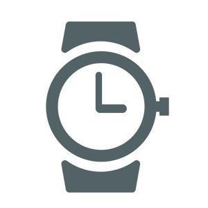 腕時計いらんよ…いやいるとしてもスマートウォッチ一択!これは新社会人からリタイア直前世代まで共通する
