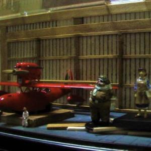 ☆ 紅の豚 ファインモールド 1/72 サボイアS21F 飛行艇時代 ピッコロ社ジオラマ終了!