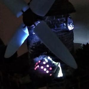 ☆ 風の谷のナウシカ~風の谷の風車ジオラマ制作!
