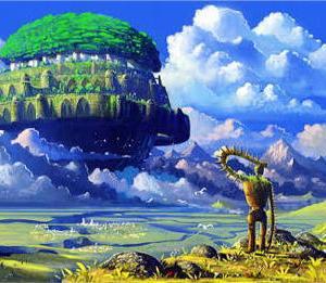☆ 実は・・・できるかぁ~ですが・・・こいつが・・・天空の城ラピュタから・・・制作したいもの!