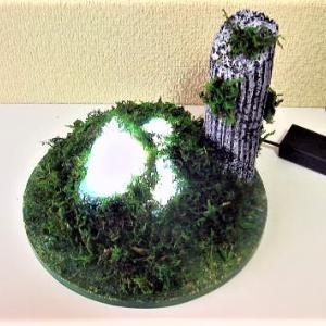 ☆ カイに乗るナウシカ&オウム抜け殻SMD完成~園丁ジオラマSMD制作!