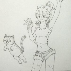 風呂を怖がる猫ジジイ