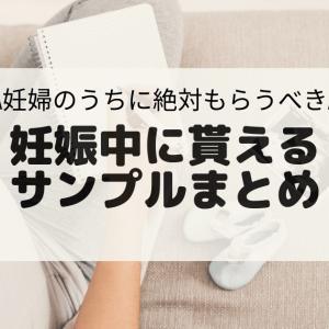 妊婦さんにおすすめの記事〜無料サンプルを貰う方法〜