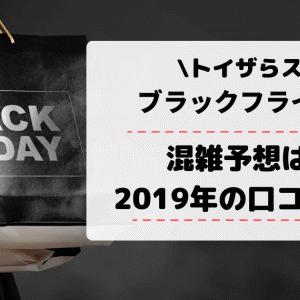 【2020】トイザらスのブラックフライデーはいつが混む?お楽しみ袋は買うべき?