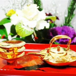 ⑤屠蘇の香のほのと福耳うつくしき(新年)道春