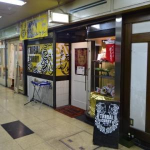 【高槻市 トライバルカレー】コクのあるスパイスカレー