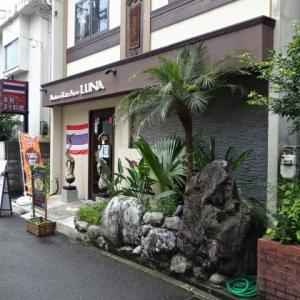 【高槻市 アジアンキッチンルーナ】アジアンと称する事実上のタイ料理店である