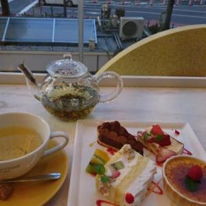 【渋谷/カフェ】「ロクシタンカフェ」