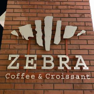 横浜みなとみらいにゼブラコーヒーがオープン!美味しいクロワッサンとコーヒーを頂けます♪