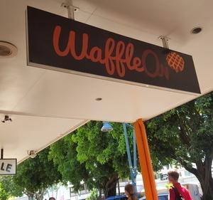ケアンズへ来たら絶対行くべきお勧めカフェ【Waffle On】インスタ映えもします!