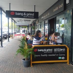 ケアンズのお勧めカフェ~その2~bang & grind