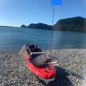 台風一過のアオリイカ釣行