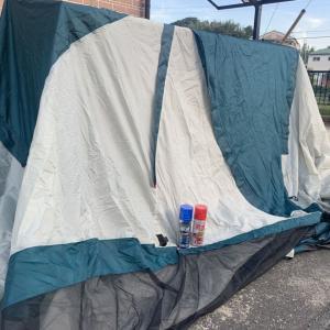 8月最後の車中泊キャンプ