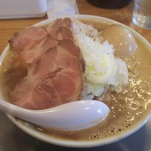「麺場 力皇」にラーメンを食べに行く