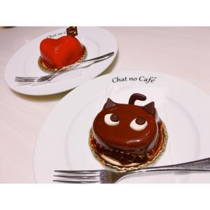 夜カフェも◎ 大阪発のパティスリー「Chat noir(シャノワール)」の「シャノカフェ」