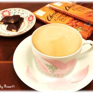 【iHerb】アイハーブで一番人気のチョコレート!Chocoloveのアーモンド&シーソルトinダークチョコ♪