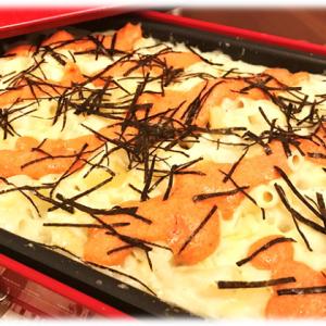 【グルテンフリー】ホットプレートでつくるトッポギの明太もちチーズグラタン