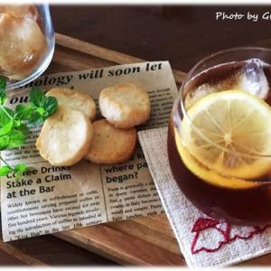 【グルテンフリー】米粉のレモンクッキー