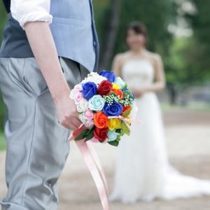 マッチングアプリで出会って結婚しました!