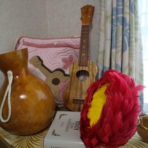 フラの楽器たち