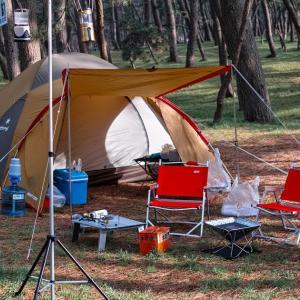 我が家のキャンプ記録を統計してみた