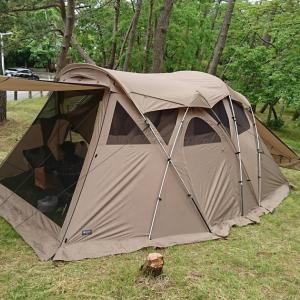 ようやくキャンプ再開!@西浜キャンプ場 2020/05/23~24