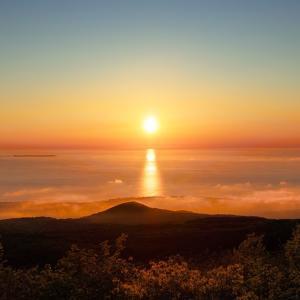 夕陽の照らす世界 / The world under the setting sun