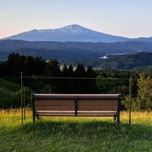 丘の特等席 / A special seat on the hill