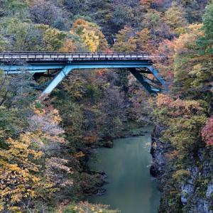 紅葉を渡る橋 / The Bridge of Autumn Leaves