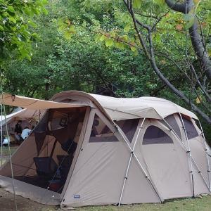 須藤家怒りの地元キャンプ@庄内夕日の丘オートキャンプ場 2021/08/13~16 Part.1