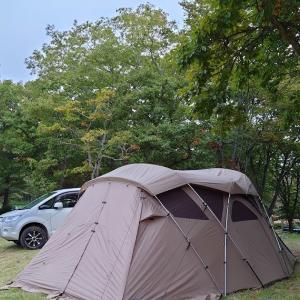 秋薫るキャンプ@蔵王坊平国設野営場 2021/09/25~26 Part.3