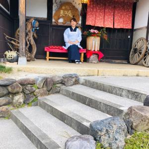 アートイン長浜で買ったお箸(*^-^*)