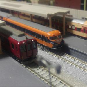 「東西道本線」の副業。近鉄東西線。