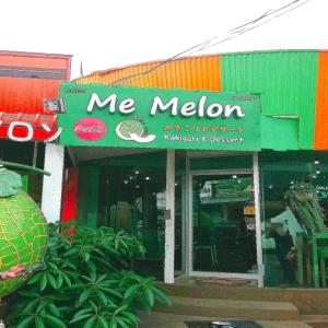 ハジャイのふわふわ激うまかき氷店『me melon』がインスタ映え