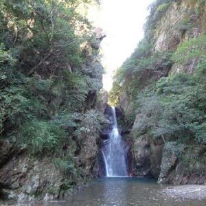 エソ、滝、チャリコ