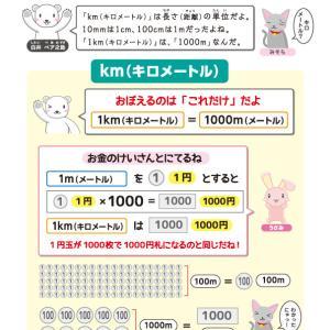 【無料の学習プリント】小学3年生の算数ドリル_長さ・距離1