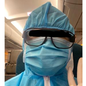 【新型肺炎】ベトナム人が飛行機に乗ると・・・。