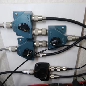 同軸切換器を整理