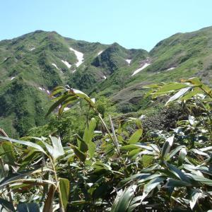 大千軒岳(ガンバレ岩まで)