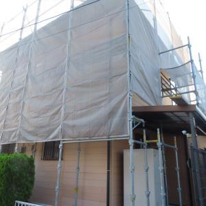 遠賀郡水巻町住宅 外壁塗装