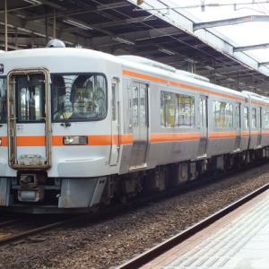 キハ25系 飛騨古川行きだよ!