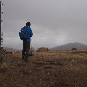 寒波襲来の日にツーリング&登山