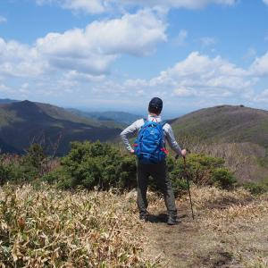 比婆山ツーリング&登山(その1)