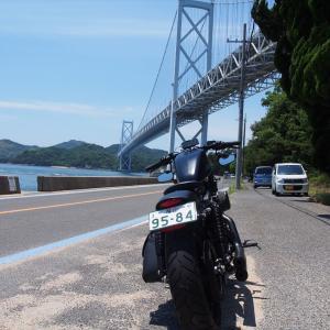 因島大橋ウォーキング(その1)