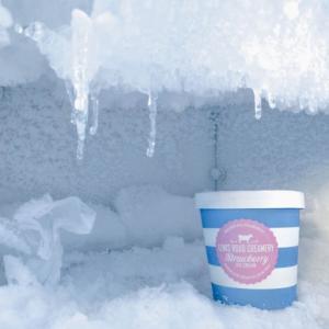 ぎゅうぎゅうだった冷凍庫の一番下を片づけた話。王道のやり方ですっきり。