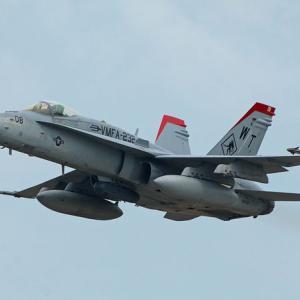 U.S.M.C VMFA-232 WT/08