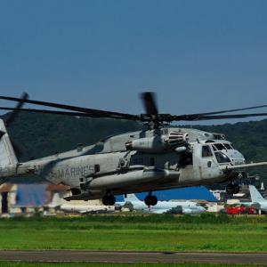 """西の横綱 CH-53E """"スーパースタリオン"""""""