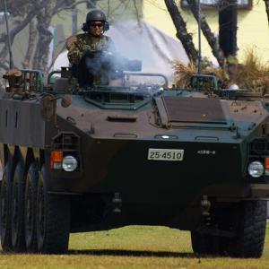 96式装輪装甲車 第42即応機動連隊