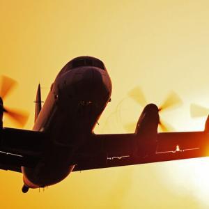 鹿屋航空基地でP-3を撮ってみる